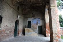 Affresco villa Pisani